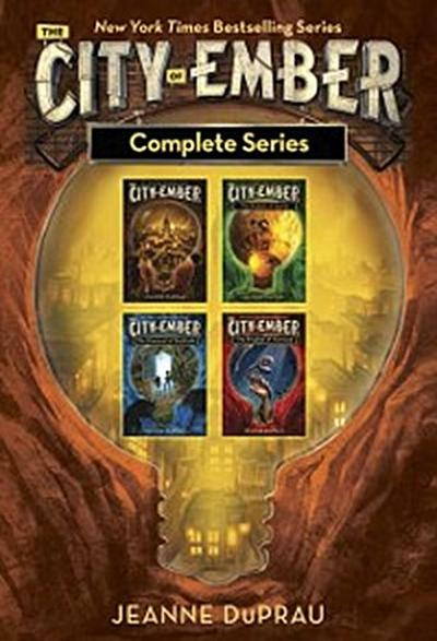City of Ember Complete Series