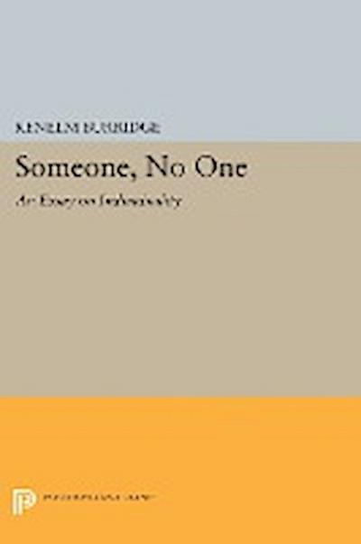 Someone, No One: An Essay on Individuality