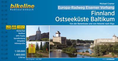 Bikeline Radtourenbuch Europa-Radweg Eiserner Vorhang