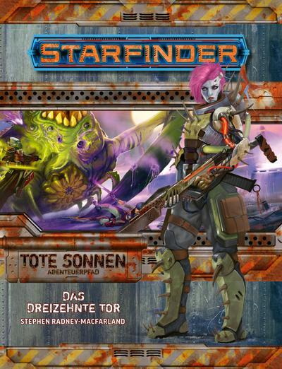 Starfinder Tote Sonnen 5 von 6 Das Dreizehnte Tor