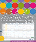 Multiplaner - Colour your Time 2018