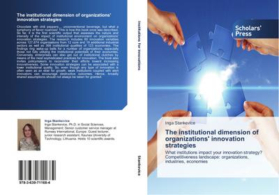 The institutional dimension of organizations' innovation strategies
