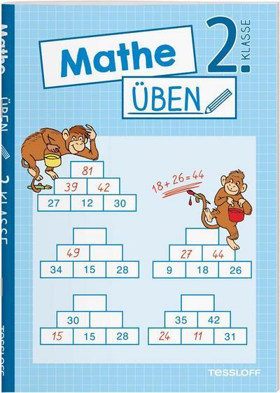 Mathe üben 2. Klasse