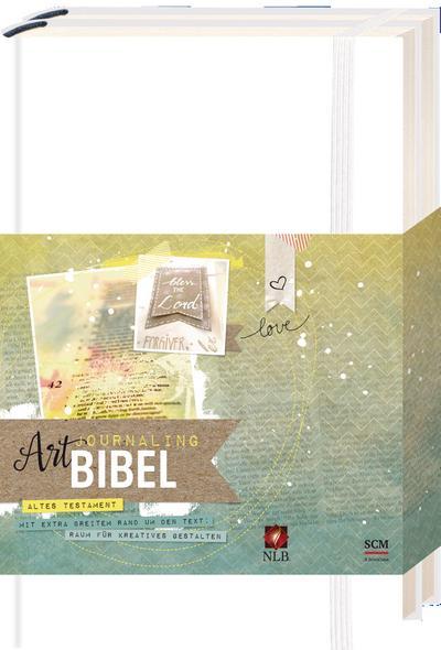 Die Bibel - Neues Leben, Art Journaling: Altes Testamen/Neues Testament und Psalmen