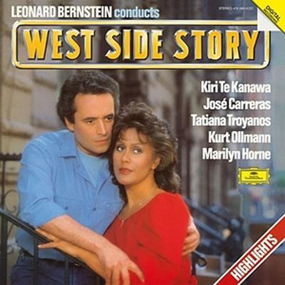 Bernstein Conducts West Side Story (Highlights) (Vinyl)