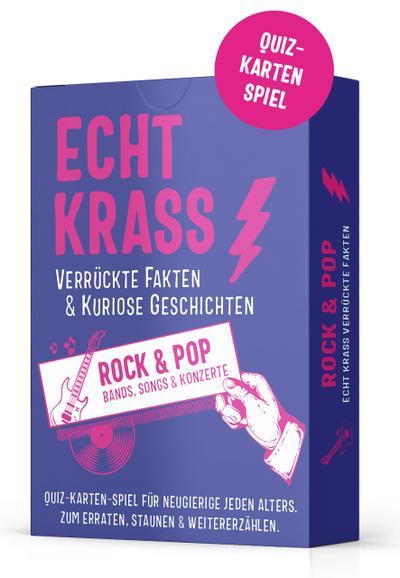 Echt krass verrückte Faken & kuriose Geschichten - Kategorie ROCK & POP