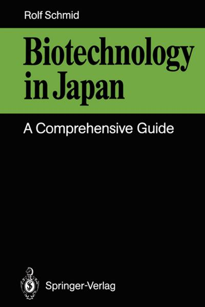 Biotechnology in Japan