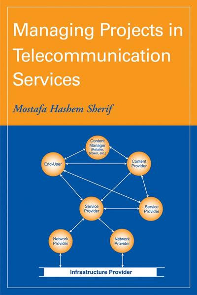 Managing Projects in Telecommunication Services
