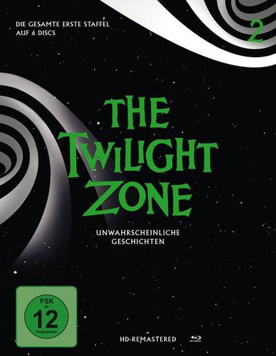 The Twilight Zone - Staffel 2 [Blu-ray]
