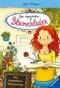 Der magische Blumenladen, Band 6: Eine himmelblaue Überraschung; HC – Der magische Blumenladen; Ill. v. Tourlonias, Joëlle; Deutsch; vierfarb. Ill.