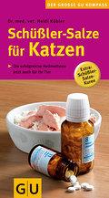 Schüßler-Salze für Katzen (Großer GU Kompass)