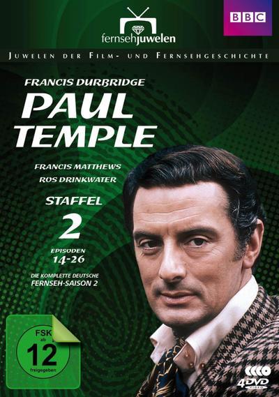 Paul Temple (Staffel 2 / Folgen 14-26)