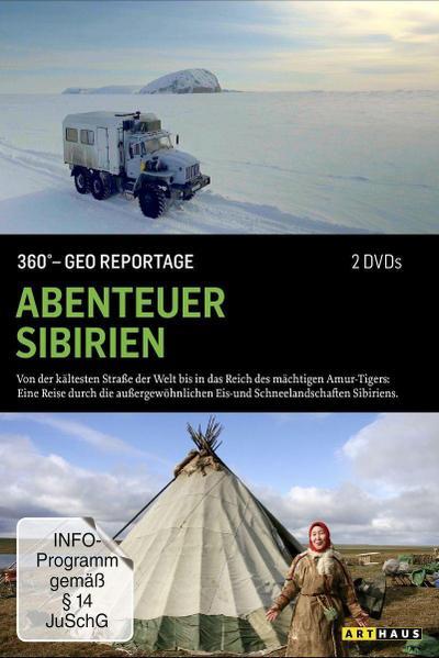 Abenteuer Sibirien.  360° - GEO Reportage