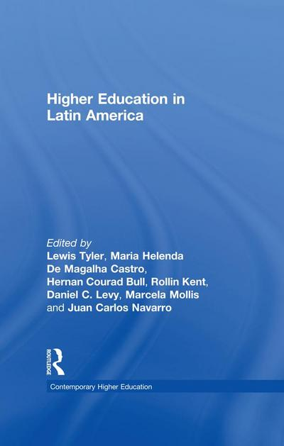 Higher Education in Latin American