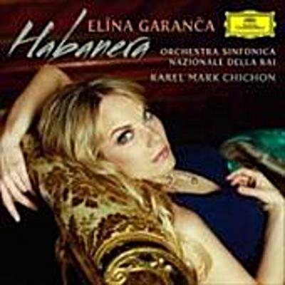Elina Garanca - Habanera, 1 Audio-CD