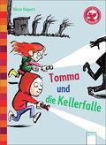 Tomma und die Kellerfalle: Eine Geschichte für Erstleser. Mit Quizfragen zum Verständnis (Der Bücherbär - Eine Geschichte für Erstleser)