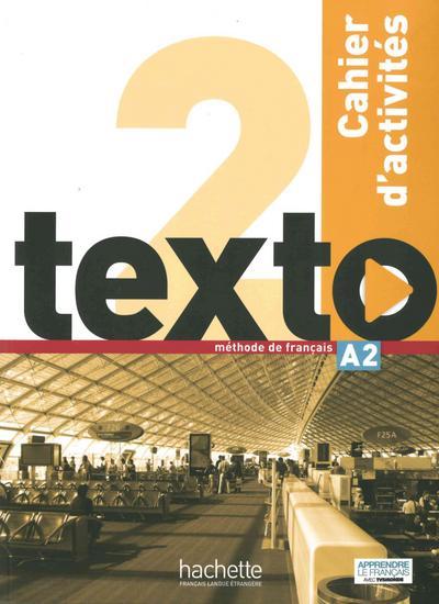 texto Arbeitsbuch mit 2 Audio-CDs und Lösungsheft