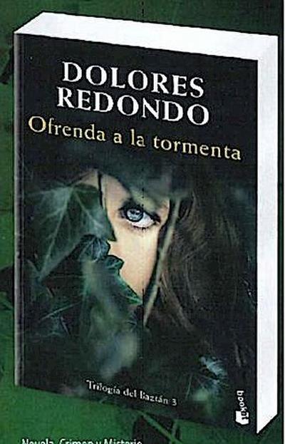 Ofrenda a la tormenta (Crimen y Misterio, Band 3)