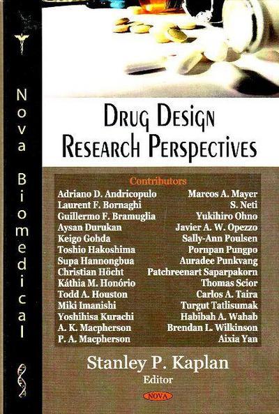 Drug Design Research Perspectives