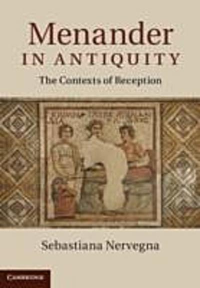 Menander in Antiquity