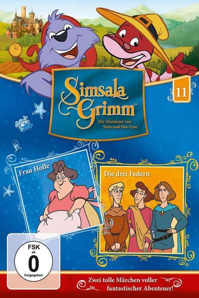 SimsalaGrimm 11 - Frau Holle / Die drei Federn