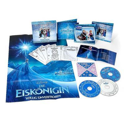 Die Eiskönigin (Frozen). Geschenkbox (Limited Edition)