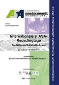 Internationale 9. ASA-Recyclingtage
