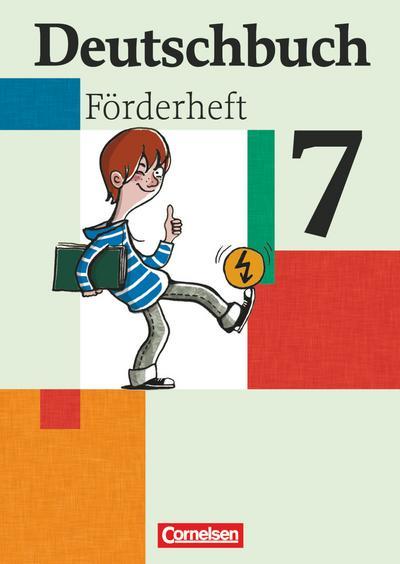 Deutschbuch - Sprach- und Lesebuch - Fördermaterial zu allen Ausgaben
