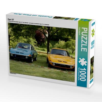 Opel GT (Puzzle)