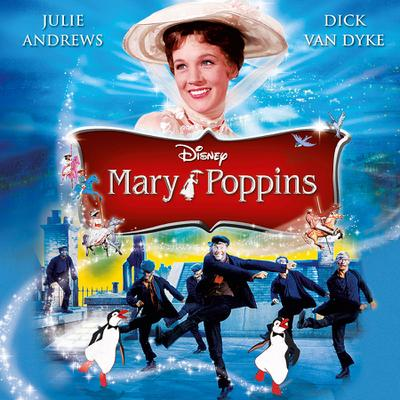 Mary Poppins (Deutscher Original Film-Soundtrack). CD