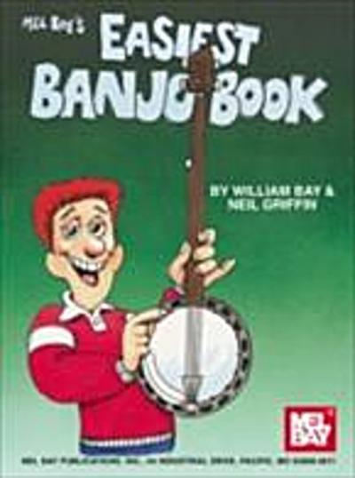 Easiest Banjo Book