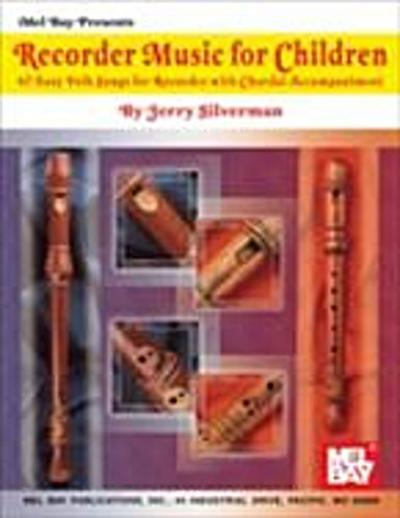 Recorder Music for Children