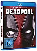 Deadpool, 1 Blu-ray