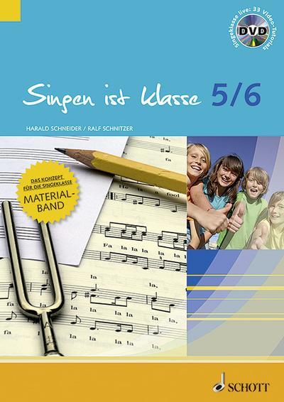Singen ist klasse 5/6 - Paket
