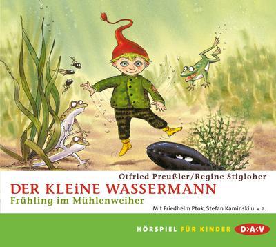 Der kleine Wassermann - Frühling im Mühlenweiher