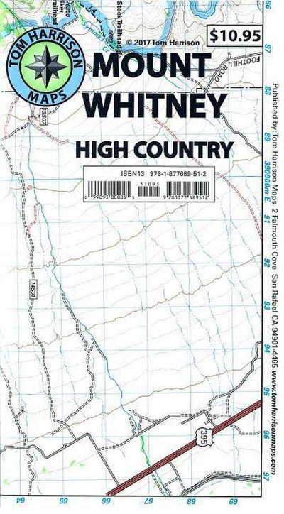 Mount Whitney High Country