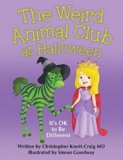 The Weird Animal Club at Halloween