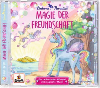 Einhorn-Paradies, Audio-CD