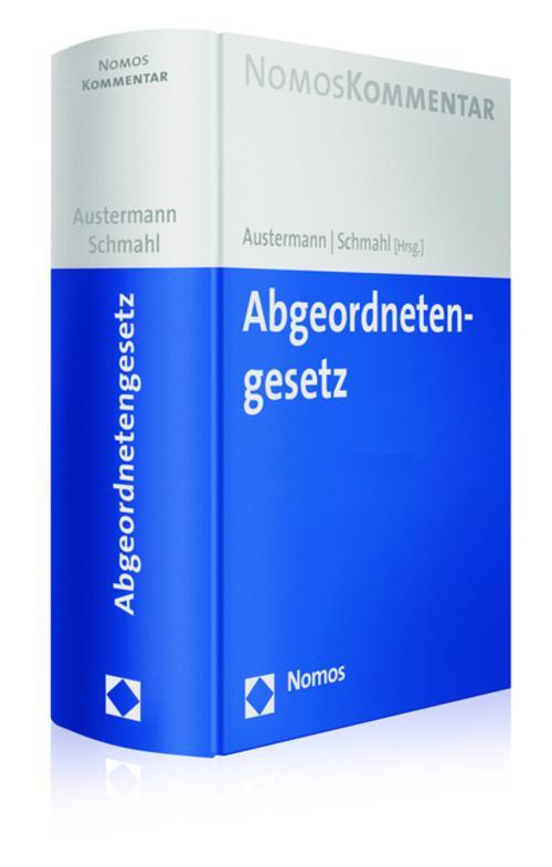 Abgeordnetengesetz Philipp Austermann