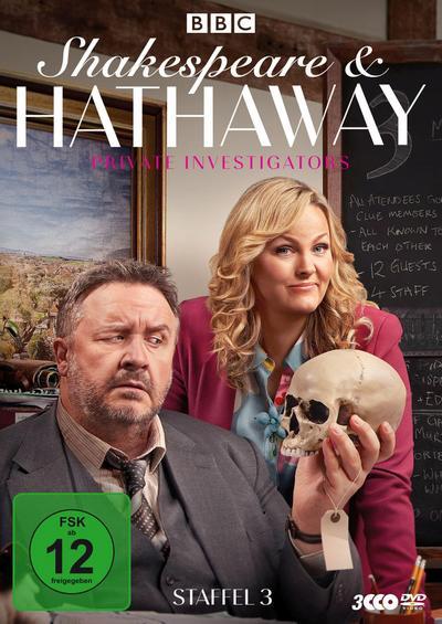 Shakespeare & Hathaway: Private Investigators - Staffel 3