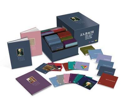 Bach 333 - Die Box