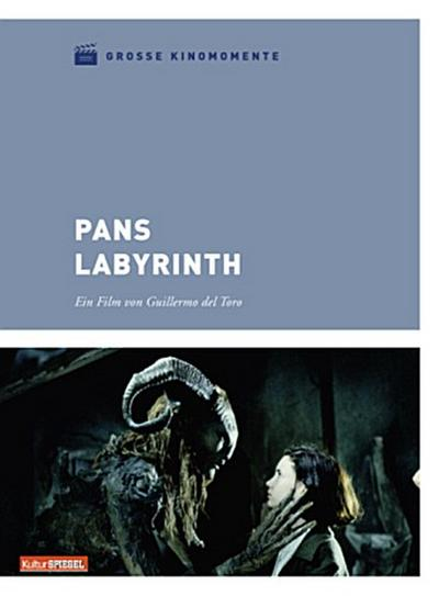 Pans Labyrinth, 1 DVD