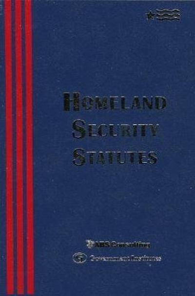 Homeland Security Statutes