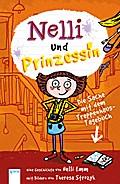 Nelli und Prinzessin. Die Sache mit dem Treppenhaus-Tagebuch   ; Ill. v. Strozyk, Theresa; Deutsch; it s/w-Illustrationen