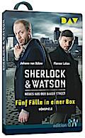 Die Sherlock & Watson-Box. Hörspiel auf USB-Stick