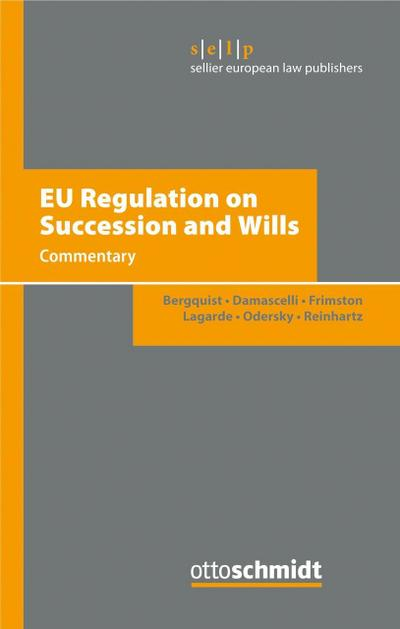 EU Regulation on Succession and Wills