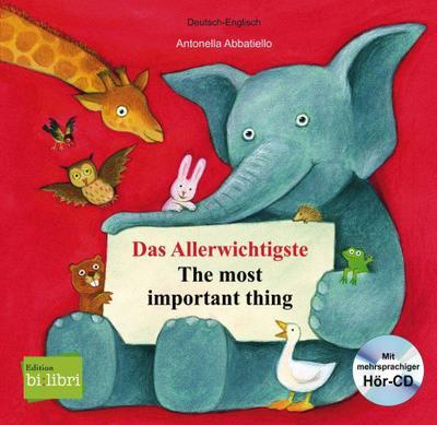 Das Allerwichtigste / The most important thing