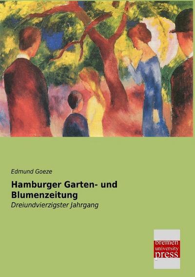 Hamburger Garten- und Blumenzeitung