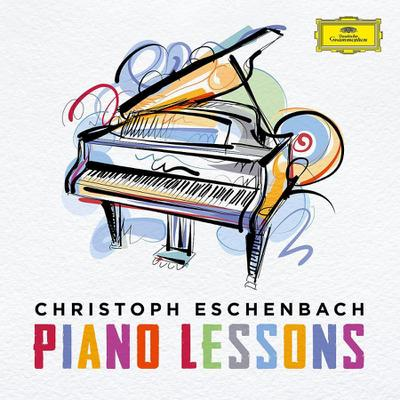 Christoph Eschenbach: Piano Lessons (Ltd. Edt.)