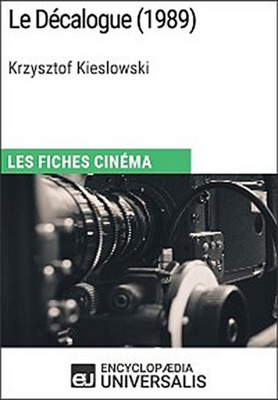 Le Décalogue de Krzysztof Kieslowski